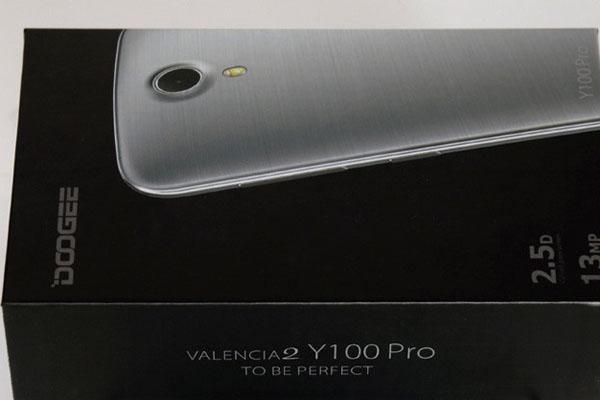 DOOGEE VALENCIA2 Y100 PRO