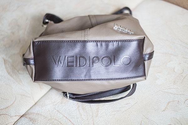 сумка Weidipolo