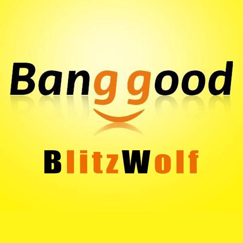купон Banggood 10% на товары Blitzwolf