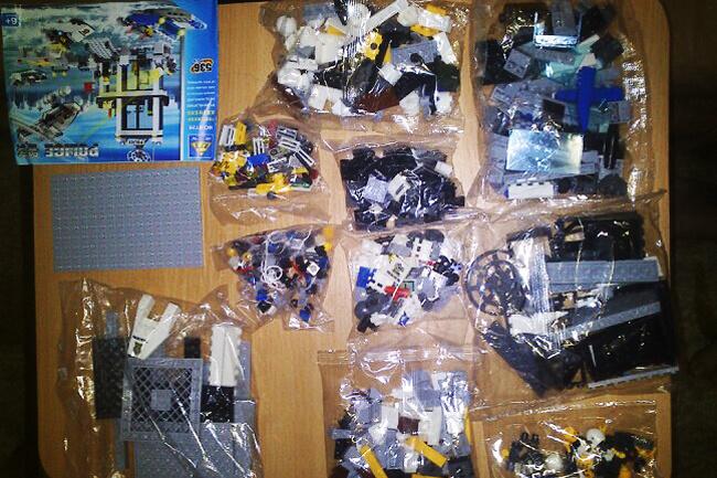 отличный аналог Лего алиэкспресс