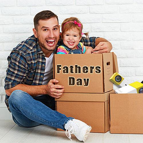 распродажа в Гирбест в честь праздника День отца