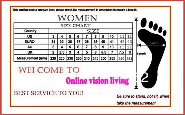 таблица женских размеров на алиэкспресс