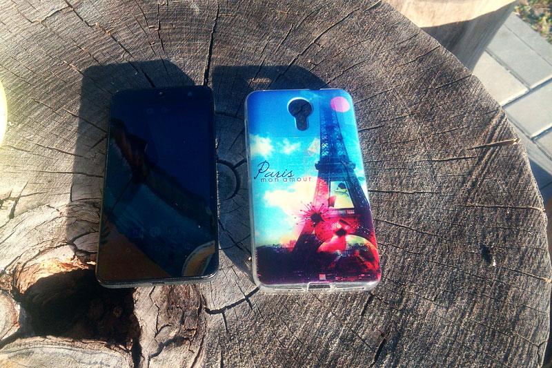 чехол с изображением Парижа для телефона
