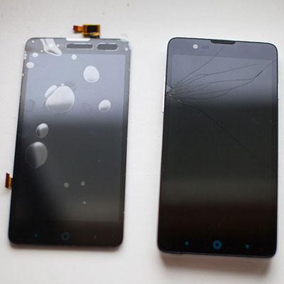 модуль дисплей и сенсор для ZTE V5