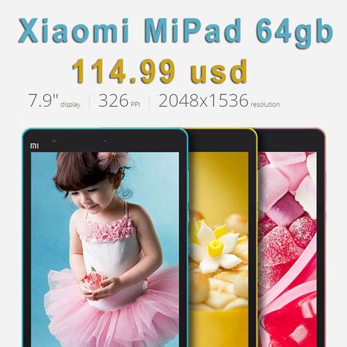 распродажа планшета Xiaomi MiPad 64gb