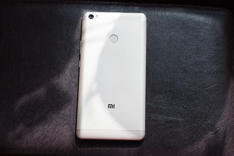 задняя крышка телефона Xiaomi Max