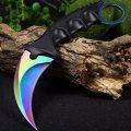 нож Керамбит из игры CS GO