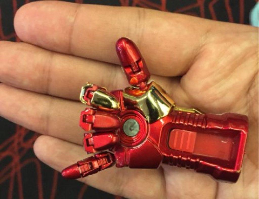 флешка iron-man пальцы