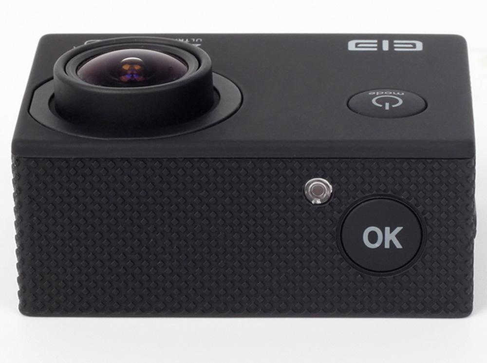 Экшн камера Elephone Elite 4K вид сбоку
