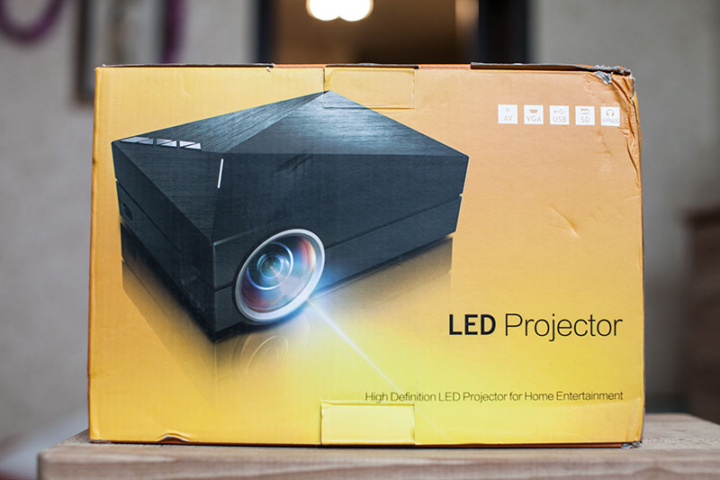 led projector GM60a