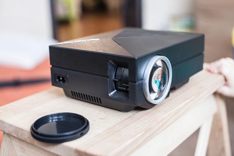 обзор проектора GM60a