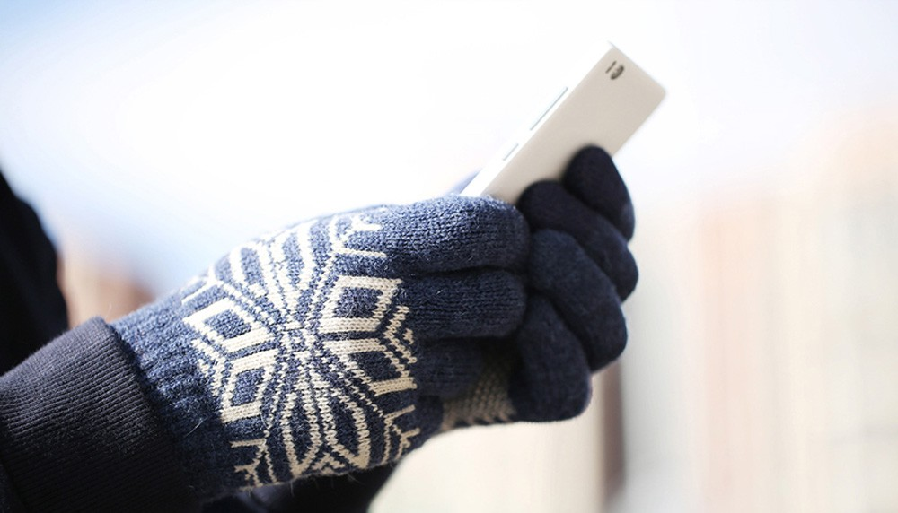 Xiaomi Finger Screen Touch Gloves