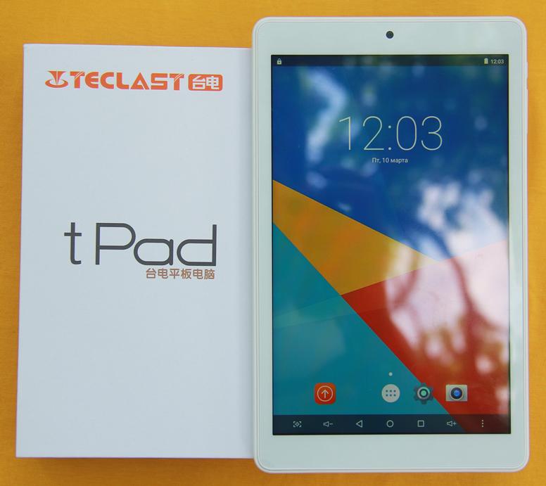 планшет Teclast P80H