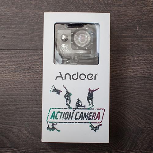 обзор Andoer AN4000