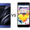 OnePlus 3t vs Xiaomi mi6