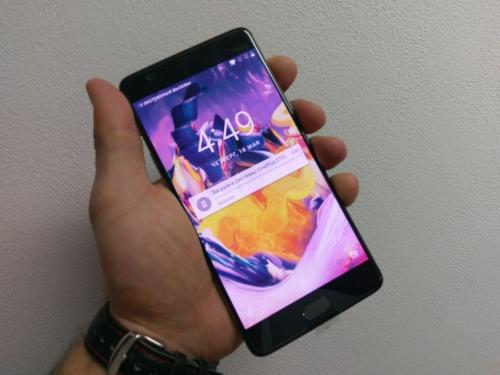 дисплей OnePlus 3