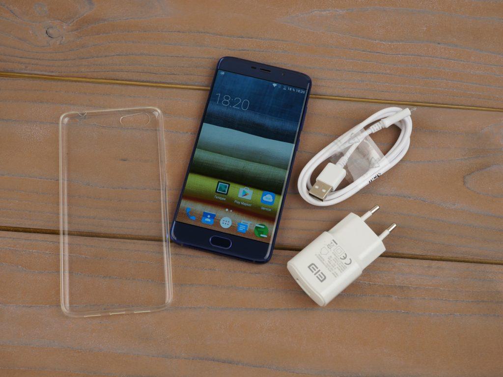 комплектация Elephone S7