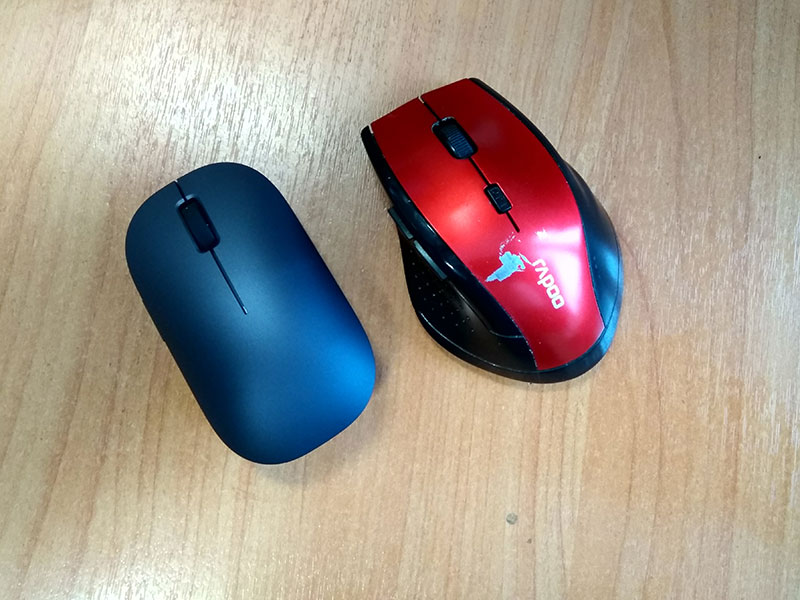 сравнение xiaomi mi mouse 2