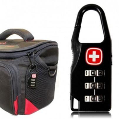 Кодовый замок для сумки (чемодана)