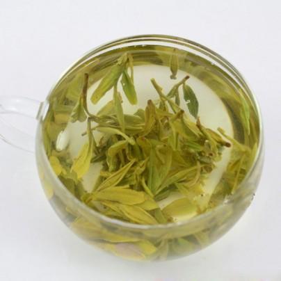 Отличный зеленый чай Лунцзин