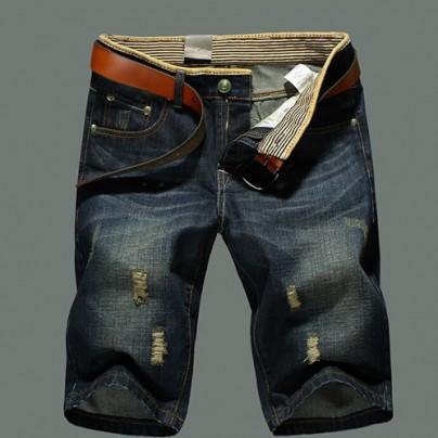 Мужские джинсовые шорты с Aliexpress
