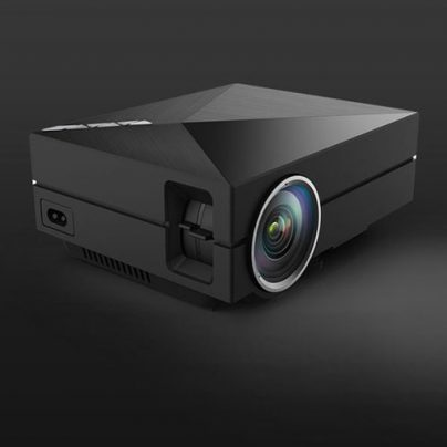 Обзор народного LED проектора GM60A