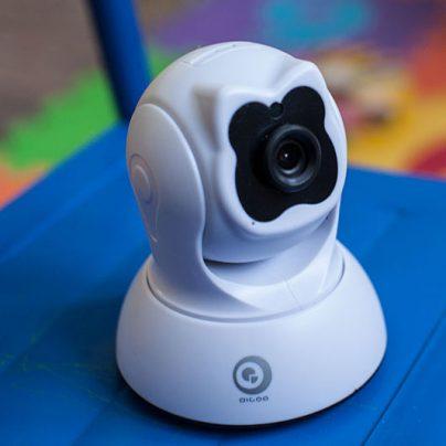 Обзор самой доступной PTZ IP-камеры Digoo BB-M2