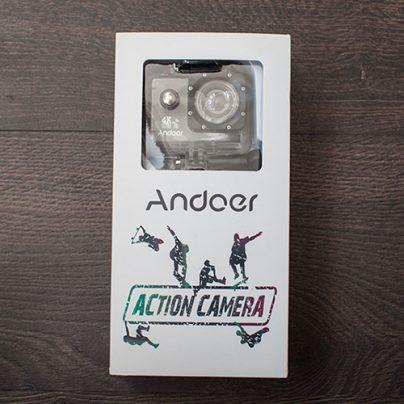 Обзор экшен камеры Andoer AN4000