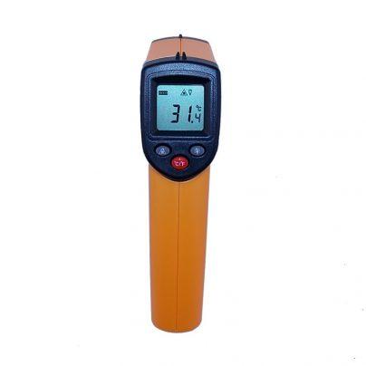 Обзор инфракрасного термометра OUTEST GM320 с АлиЭкспресс