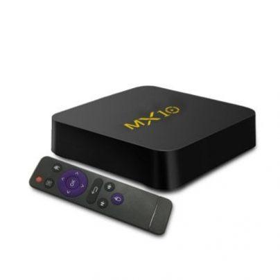 Обзор ТВ-бокса MX10