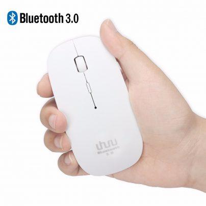 Обзор беспроводной мыши UHURU Rechargeable Bluetooth 3.0