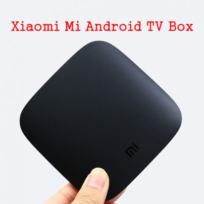 Акция на тв бокс от Google ( Xiaomi Mi Android TV Box)