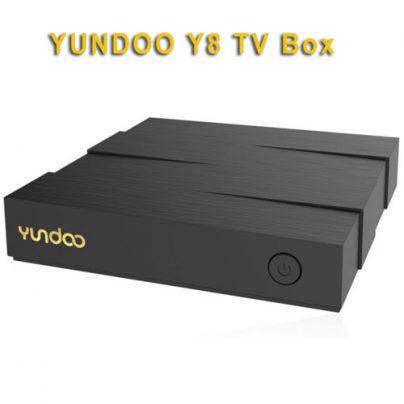 Предзаказ и купон на мощный YUNDOO Y8 TV Box