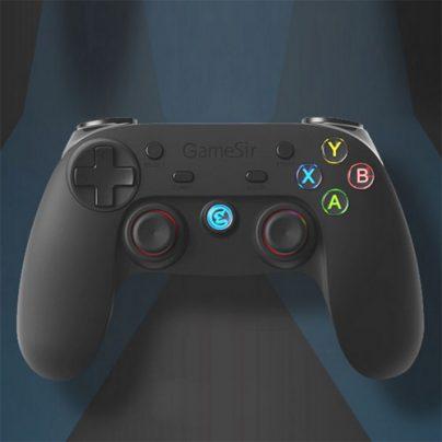 Обзор беспроводного геймпада Gamesir G3s