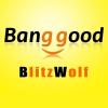 Купон Banggood 10% на бренд BlitzWolf
